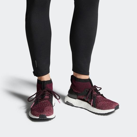 7b46a2e837b adidas Shoes - adidas UltraBOOST X All Terrain - Burgundy